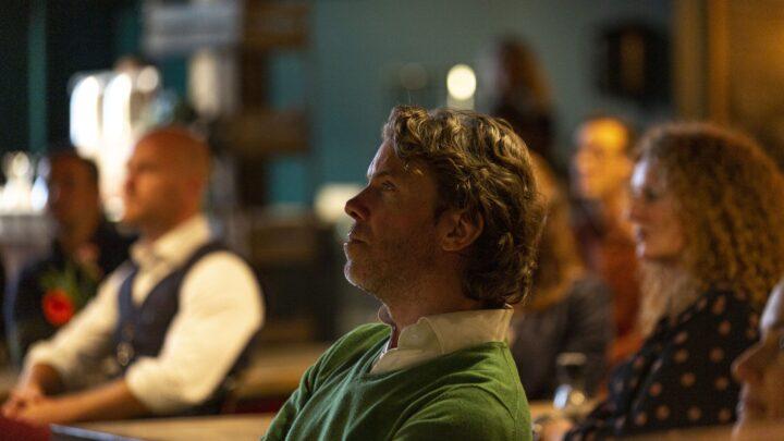 Filmding College 20 - Visual storytelling - Gastspreker - Robbert-Jan Metselaar - Heijmans